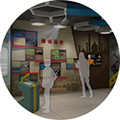 大足虚拟仿真展厅